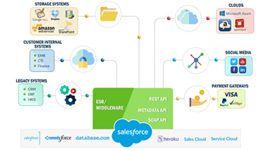 Salesforce Integration Offerings